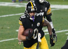 James Conner plows ahead for critical fourth-down pickup
