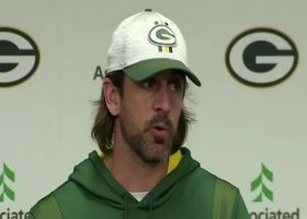 Aaron Rodgers responds to those who questioned commitment to Packers