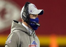Burleson: Bills are 'set for a decade' with McDermott as head coach