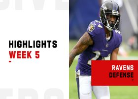 Ravens' best defensive plays from dominant win | Week 5
