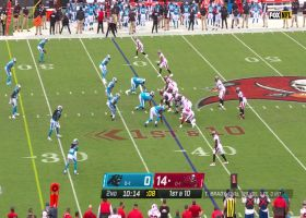 Every Panthers fumble recovery | 2020 season