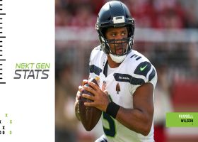 Russell Wilson should stick with passes inside the numbers in Week 5 | Next Gen Edge