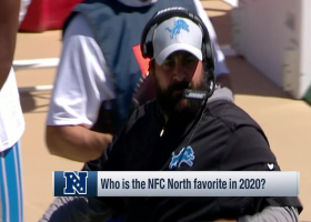 PFF's Chahrouri: Lions are dark-horse NFC North contender in 2020