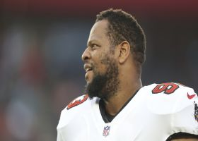 Walsh: Ndamukong Suh cleared from COVID-19 list ahead of Bucs' opener vs. Cowboys