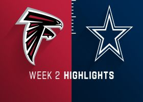 Falcons vs. Cowboys highlights | Week 2