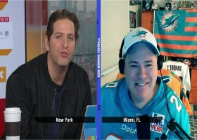 Dolphins Fan Of The Year Ian Berger explains how he became a die-hard fan