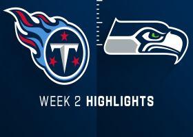 Titans vs. Seahawks highlights | Week 2