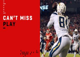 Can't-Miss Play: Mike Williams' clutch TD, two-point catch propel Chargers to victory