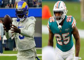 DeAngelo Hall's Top 5 CBs entering 2021 | 'NFL Total Access'