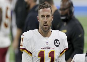 Garafolo: Alex Smith's reps will be 'ramped up' at today's practice