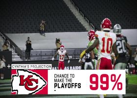 Game Theory: Every team's chance to make playoffs at Week 12