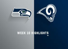 Seahawks vs. Rams highlights | Week 10