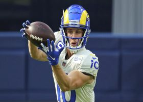 Garafolo outlines Cooper Kupp's potential timeline to return from COVID-19 list