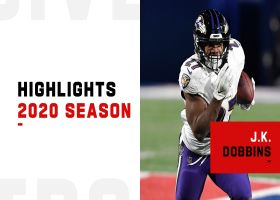 J.K. Dobbins highlights | 2020 season
