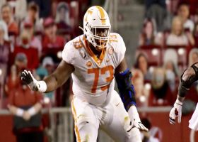 2021 NFL Draft: Breaking down Trey Smith's college highlights