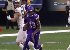 Dalvin Cook carves up Saints on 22-yard burst