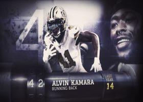 'Top 100 Players of 2020': Alvin Kamara | No. 42