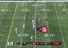 Saints vs. Falcons highlights   Week 13
