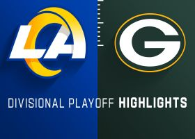Rams vs. Packers highlights | NFC Divisional Round