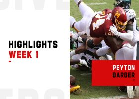 Peyton Barber's best runs from 2-TD game | Week 1