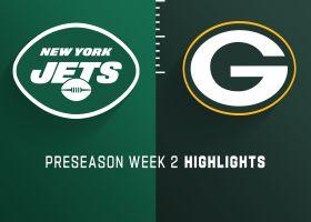 Jets vs. Packers highlights | Preseason Week 2