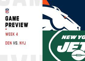 Broncos vs. Jets preview | Week 4