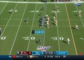 Redskins vs. Panthers highlights | Week 13