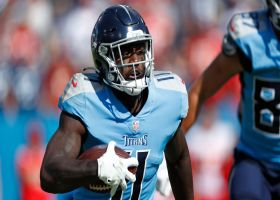 All 27.3 points for A.J. Brown in Week 7 | Fantasy Tracker