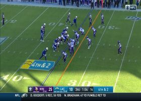 Philip Rivers lobs fourth-down dime to Hunter Henry for 24 yards