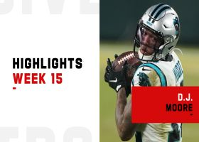 Every catch by D.J. Moore from 131-yard game | Week 15