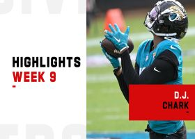 Every D.J. Chark catch from 146-yard game | Week 9