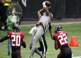Can't-Miss Play: Golladay lays everything on the line for 29-yard grab
