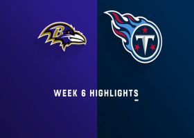 Ravens vs. Titans highlights | Week 6