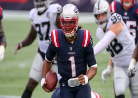 Baldy's Breakdowns: Newton and the Pats take care of business on the ground
