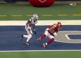 Logan Thomas boxes out DB for TD pass from Alex Smith