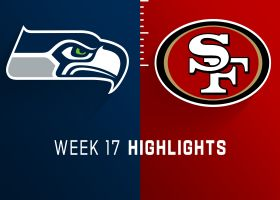 Seahawks vs. 49ers highlights | Week 17