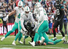 James Robinson caps Jags' 75-yard drive with strong TD