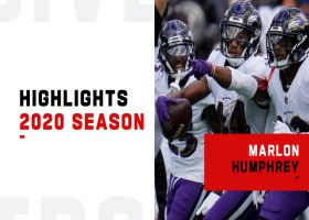 Marlon Humphrey highlights | 2020 season