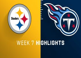 Steelers vs. Titans highlights | Week 7