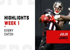 Every catch from Julio Jones' 157-yard game | Week 1
