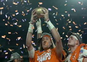 Trevor Lawrence's college years | 'Move the Sticks' 360
