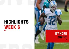 D'Andre Swift's best plays from 2-TD game | Week 6