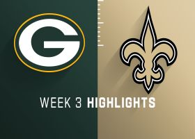Packers vs. Saints highlights | Week 3