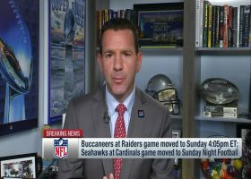 Rapoport details schedule changes for Bucs-Raiders, 'Hawks-Cards in Week 7