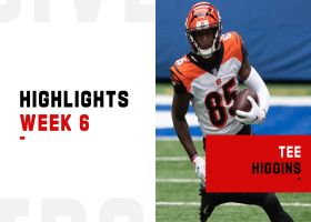Every catch from Tee Higgins' 125-yard receiving game | Week 6