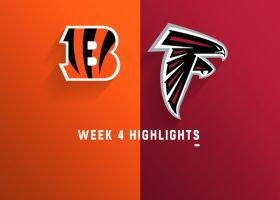 Bengals vs. Falcons highlights | Week 4