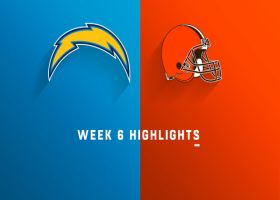 Chargers vs. Browns highlights | Week 6