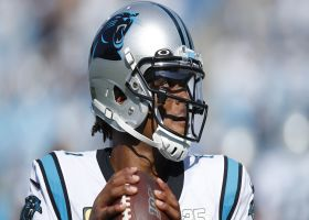 James Jones: Cam is an upgrade at QB for Pats over Brady