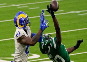 Marcus Maye extends for 'play of the day' on CLUTCH fourth-down PBU