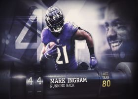'Top 100 Players of 2020': Mark Ingram | No. 44